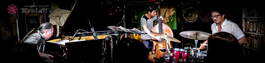 ジャズ喫茶ルーレット | 過去の演奏 ケイ赤城